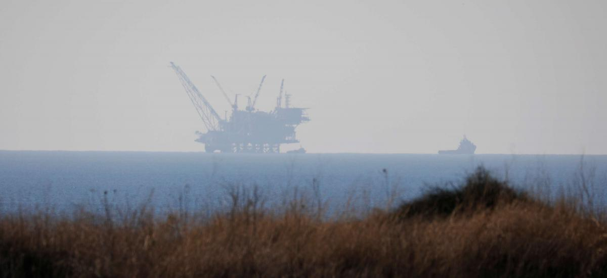 Gas Close To Me >> Next Middle East War May Be Over Mediterranean Gas Israeli